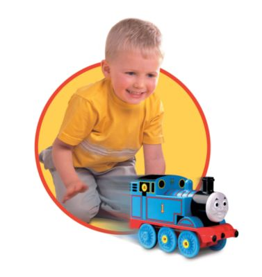 Construct n Go Thomas Train